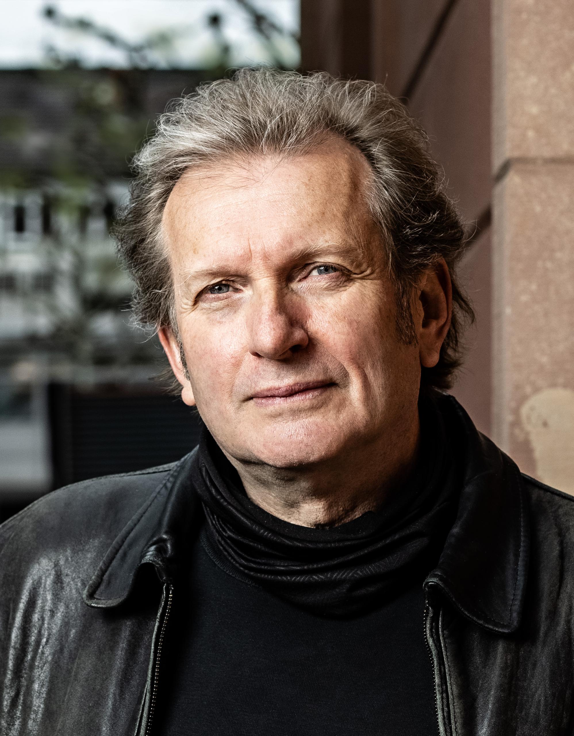 Portraitbild von Dr. Gerhard Trabert